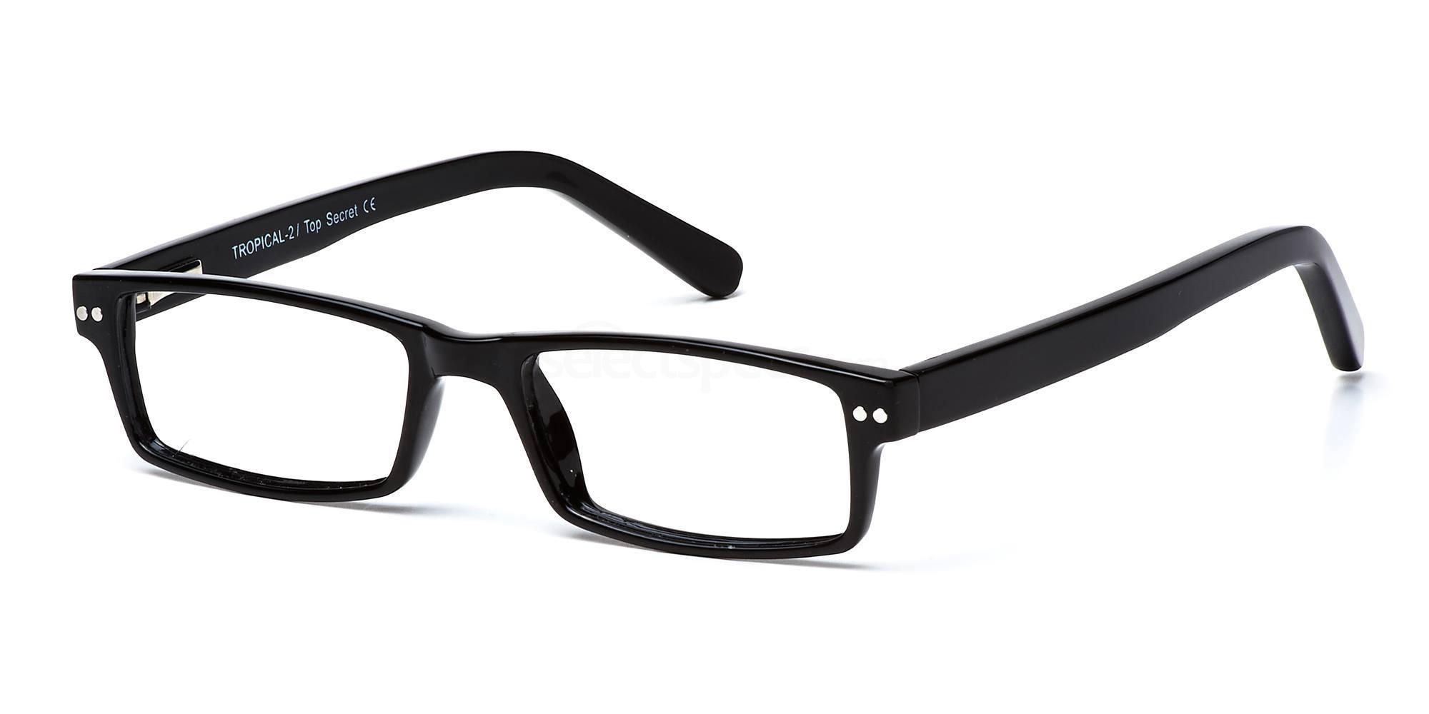 C1 TROPICAL2 Glasses, Top Secret KIDS