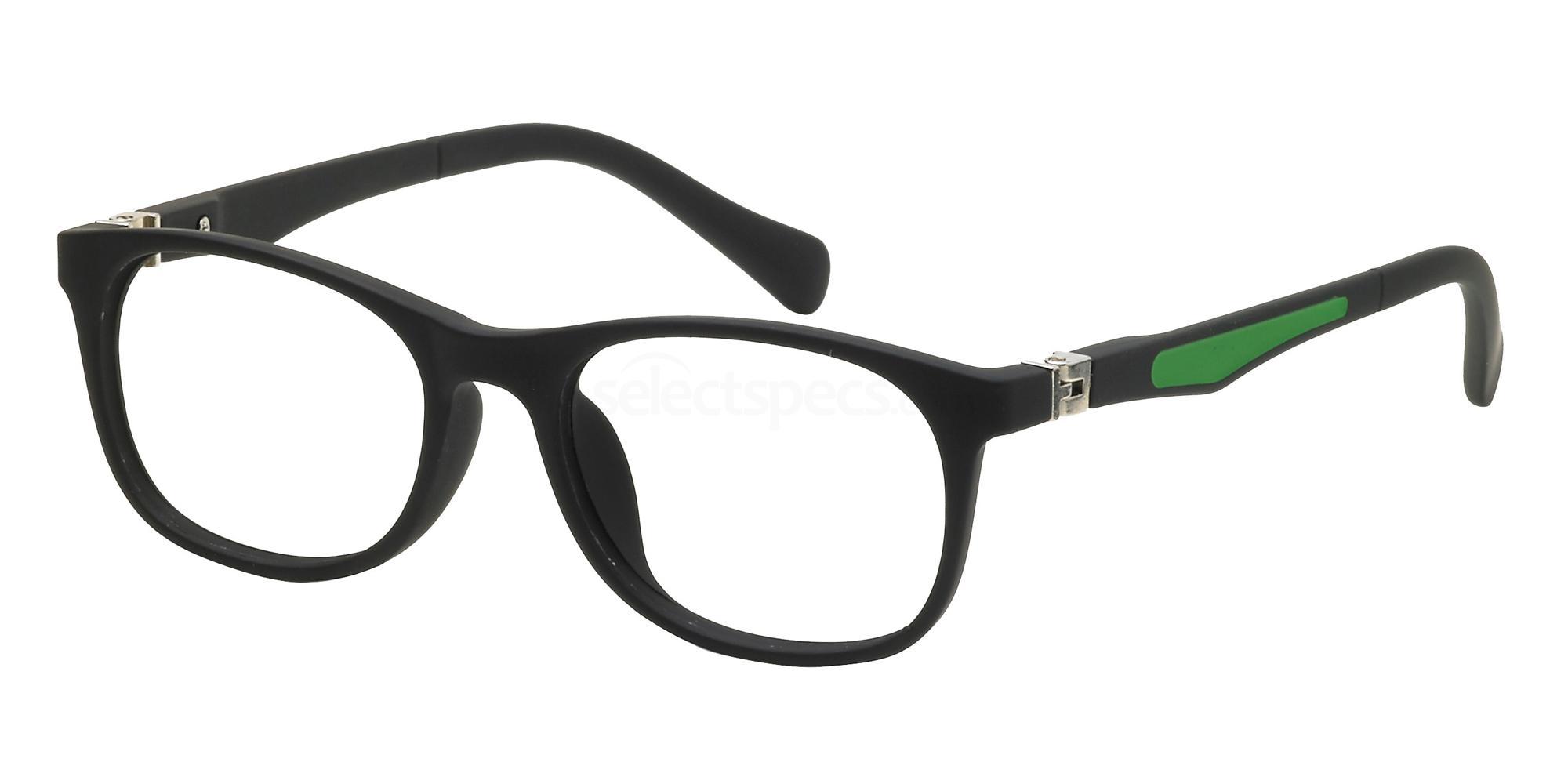 C2 ROCKY4 Glasses, Top Secret KIDS
