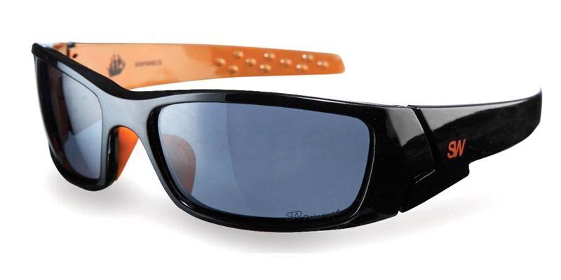 Black Shipwreck Sunglasses, Sunwise