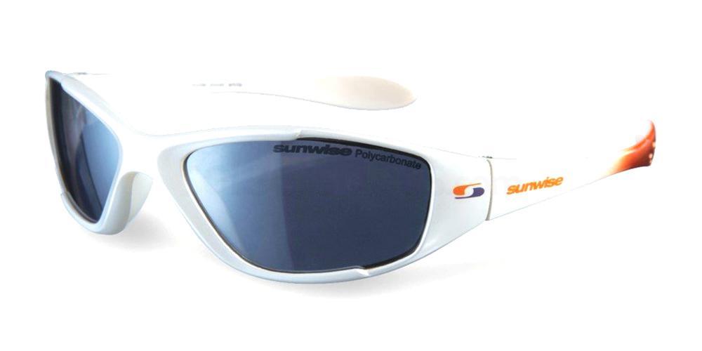 White Boost Sunglasses, Sunwise Junior