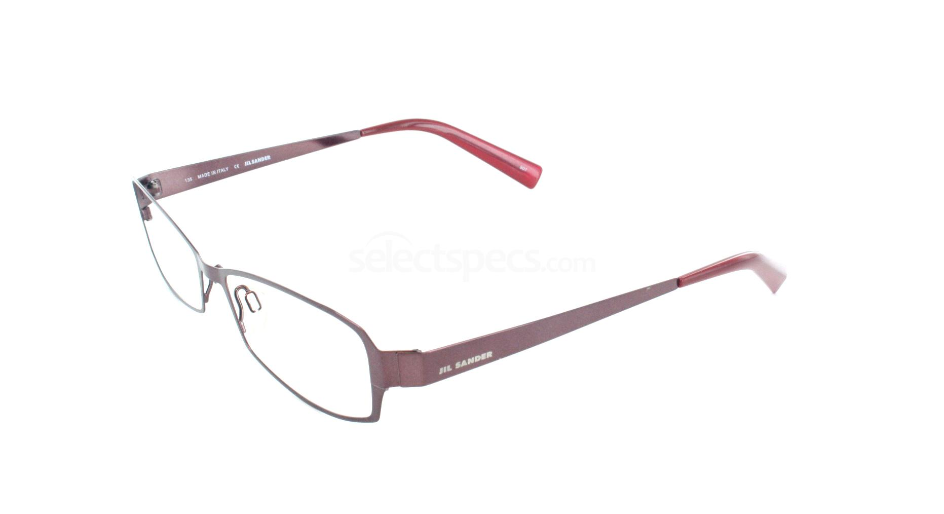 603 JS2110 Glasses, Jil Sander