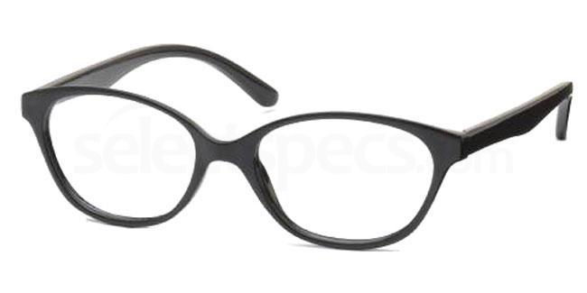 Black FREEZ 969 Glasses, Look Designs KIDS