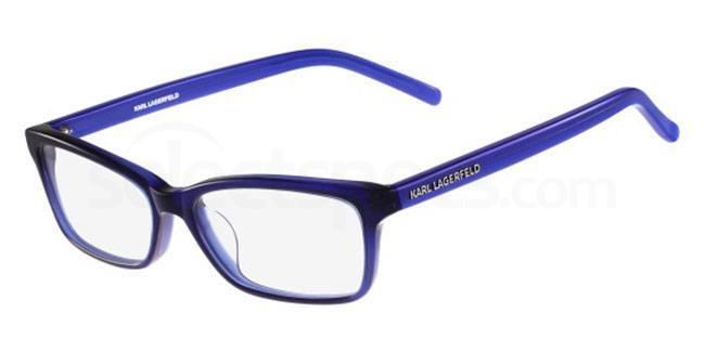 077 KL775 Glasses, Karl Lagerfeld