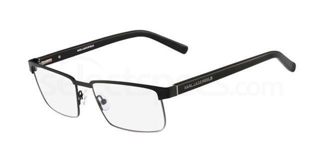 501 KL231 Glasses, Karl Lagerfeld
