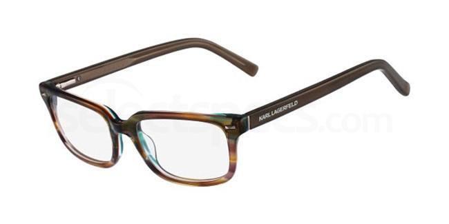 096 KL825 Glasses, Karl Lagerfeld