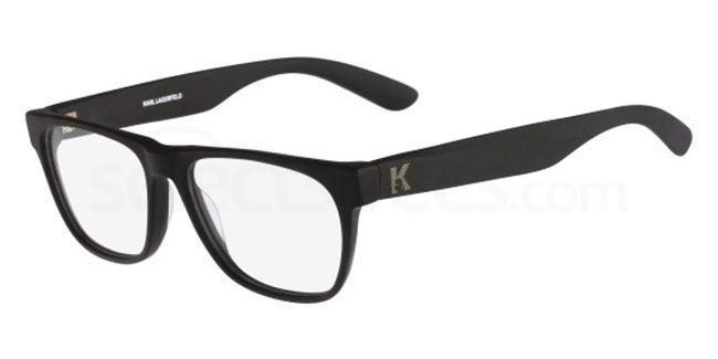001 KL872 Glasses, Karl Lagerfeld