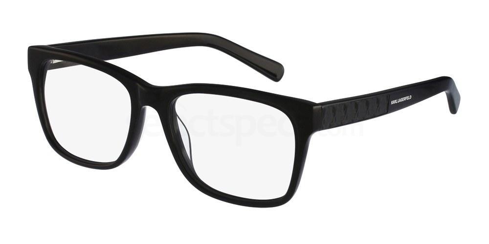 001 KL875 Glasses, Karl Lagerfeld