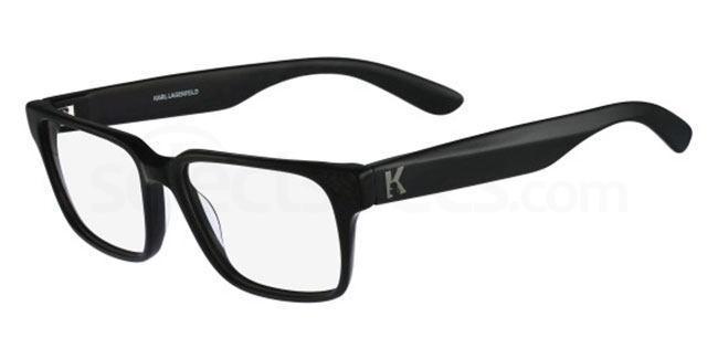 001 KL879 Glasses, Karl Lagerfeld