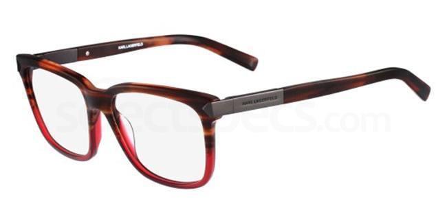105 KL882 Glasses, Karl Lagerfeld