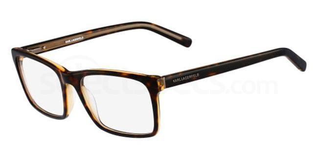 115 KL884 Glasses, Karl Lagerfeld
