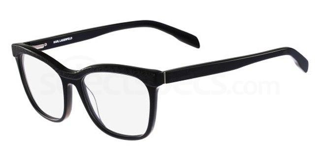 001 KL888 Glasses, Karl Lagerfeld