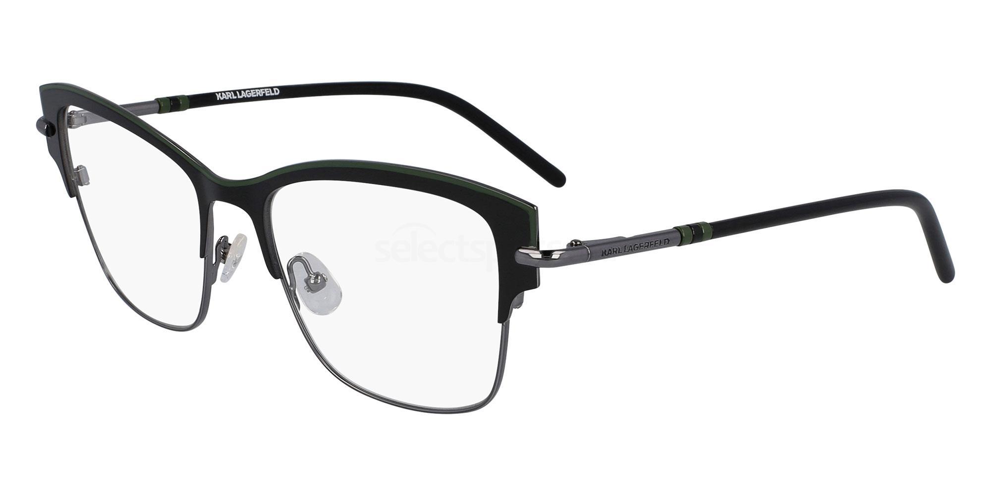 501 KL278 Glasses, Karl Lagerfeld