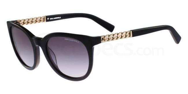 001 KL891S Sunglasses, Karl Lagerfeld