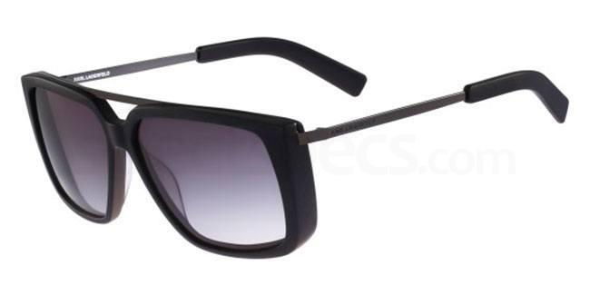 001 KL892S Sunglasses, Karl Lagerfeld