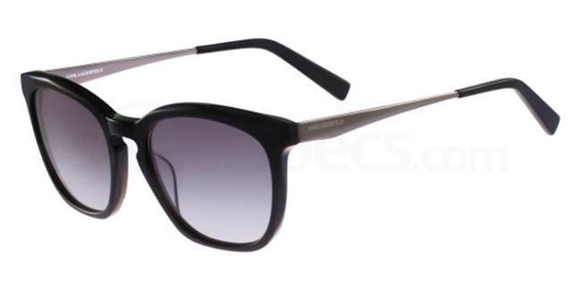 001 KL896S Sunglasses, Karl Lagerfeld