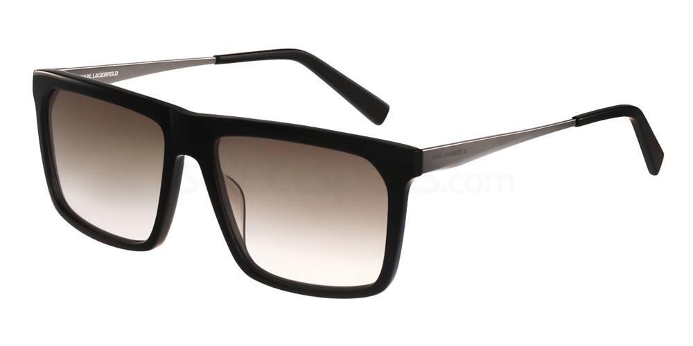 001 KL897S Sunglasses, Karl Lagerfeld