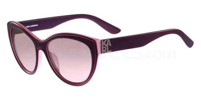 070 KL898S Sunglasses, Karl Lagerfeld