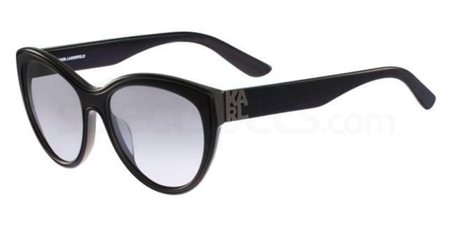 Karl lagerfeld sunglasses cateye