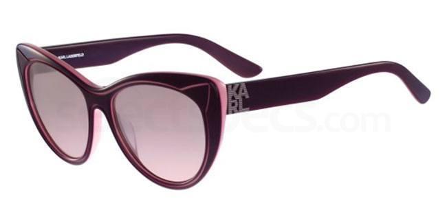 070 KL900S Sunglasses, Karl Lagerfeld