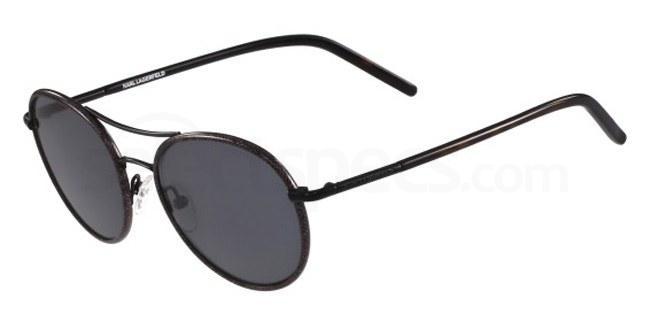 505 KL241S Sunglasses, Karl Lagerfeld