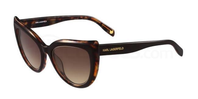 102 KL906S Sunglasses, Karl Lagerfeld