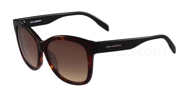 013 KL909S Sunglasses, Karl Lagerfeld
