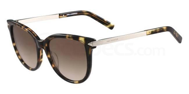 013 KL910S Sunglasses, Karl Lagerfeld