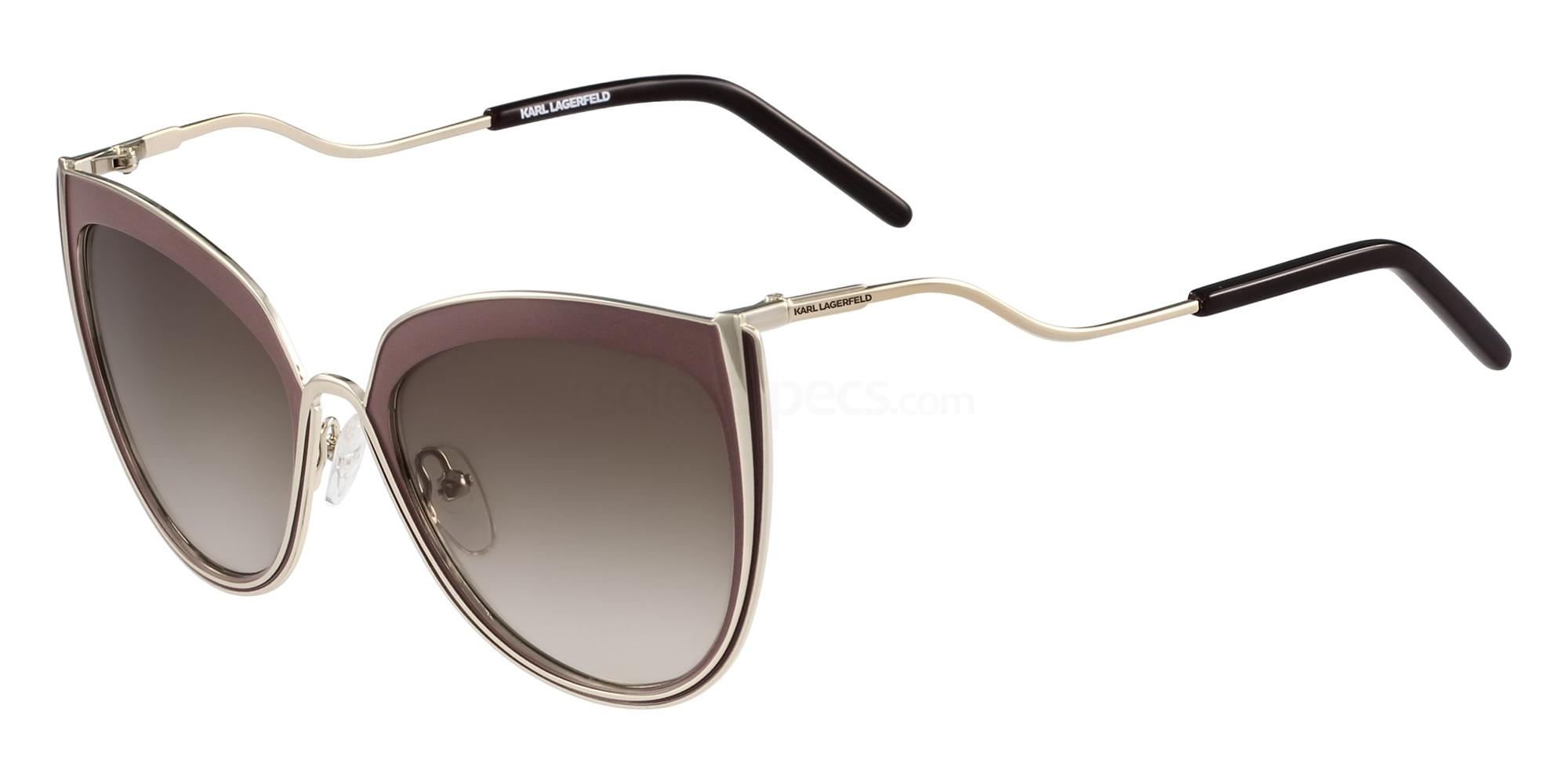 Gold touch sunglasses