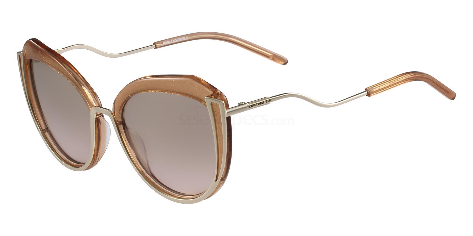 508 KL928S Sunglasses, Karl Lagerfeld