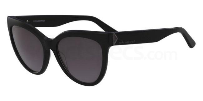 001 KL934S Sunglasses, Karl Lagerfeld