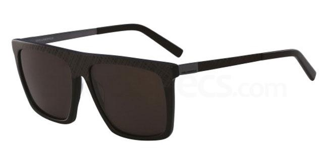 Karl Lagerfeld black sunglasses