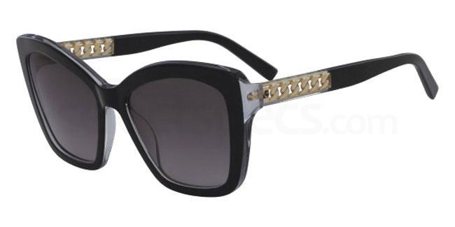 001 KL927S Sunglasses, Karl Lagerfeld