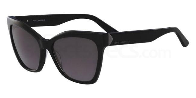 001 KL935S Sunglasses, Karl Lagerfeld