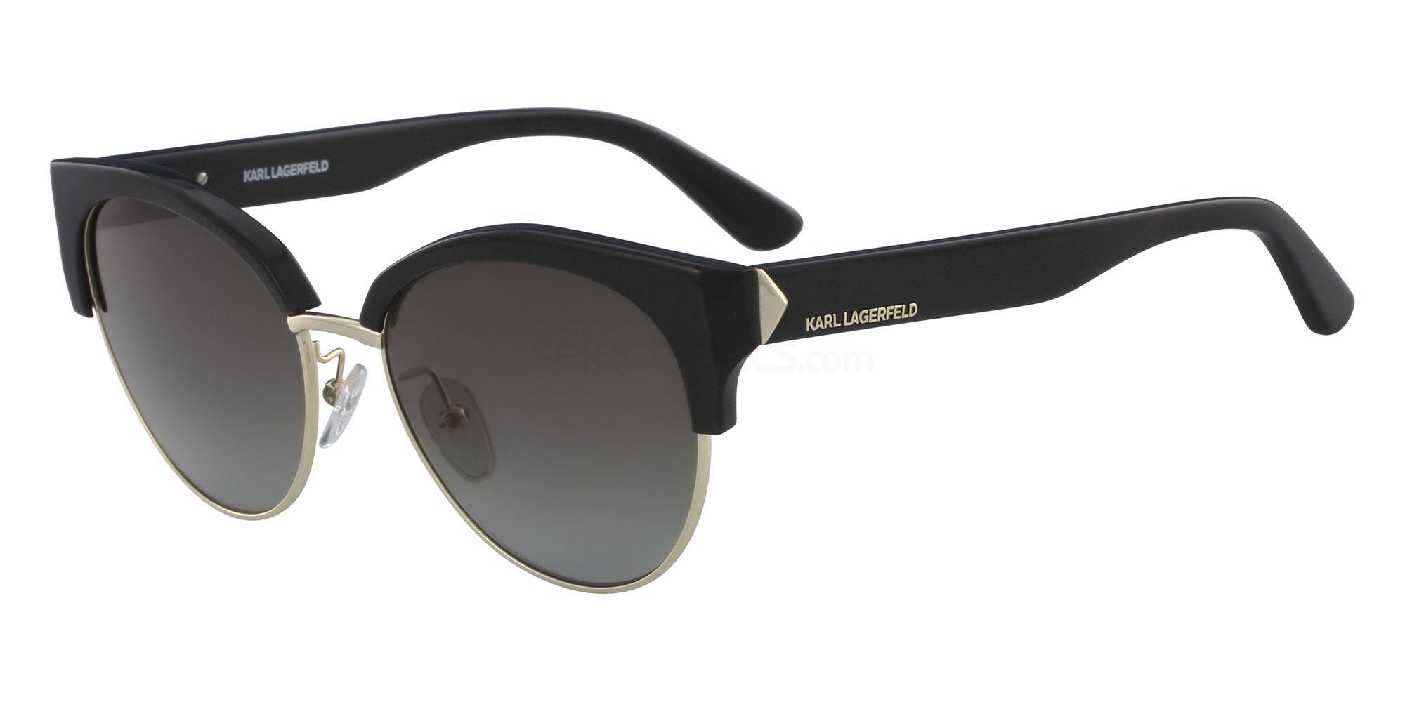 001 KL270S Sunglasses, Karl Lagerfeld