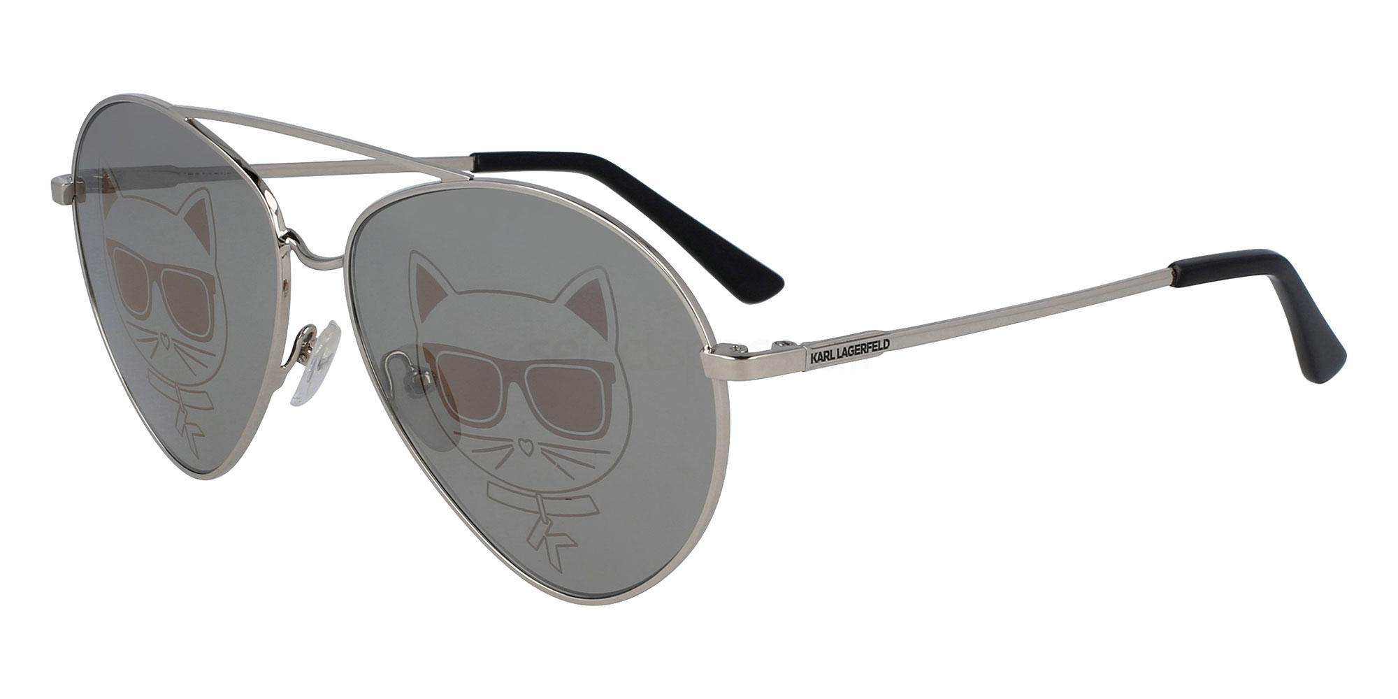 510 KL275S Sunglasses, Karl Lagerfeld