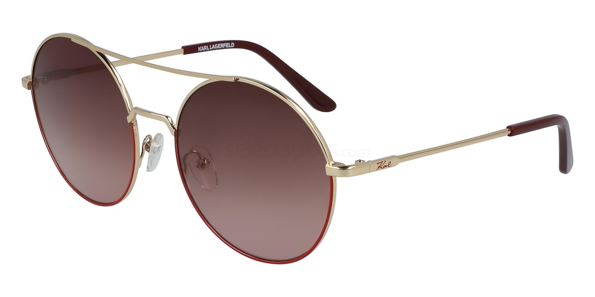506 KL283S Sunglasses, Karl Lagerfeld