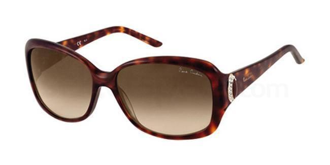 08E (SH) P.C. 8353/S Sunglasses, Pierre Cardin