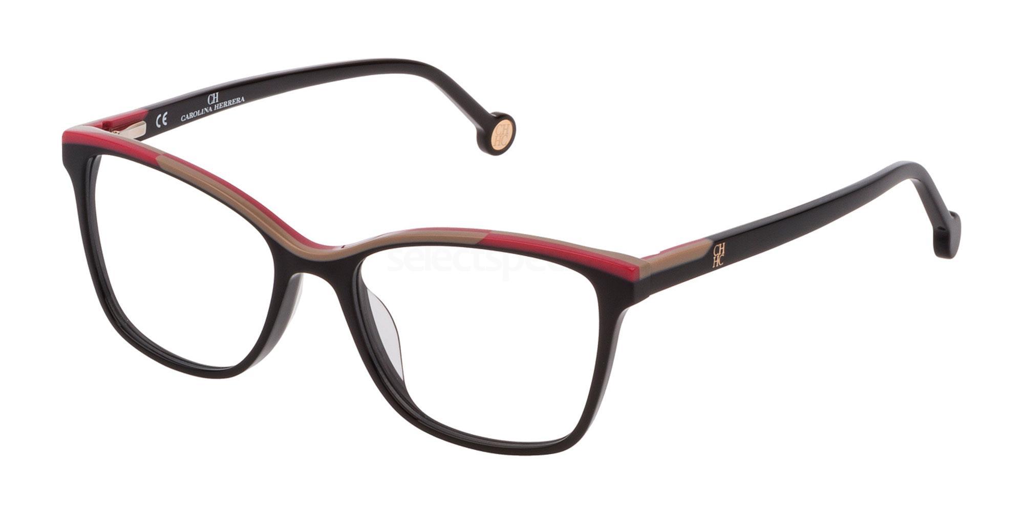 0700 VHE820L Glasses, CH Carolina Herrera