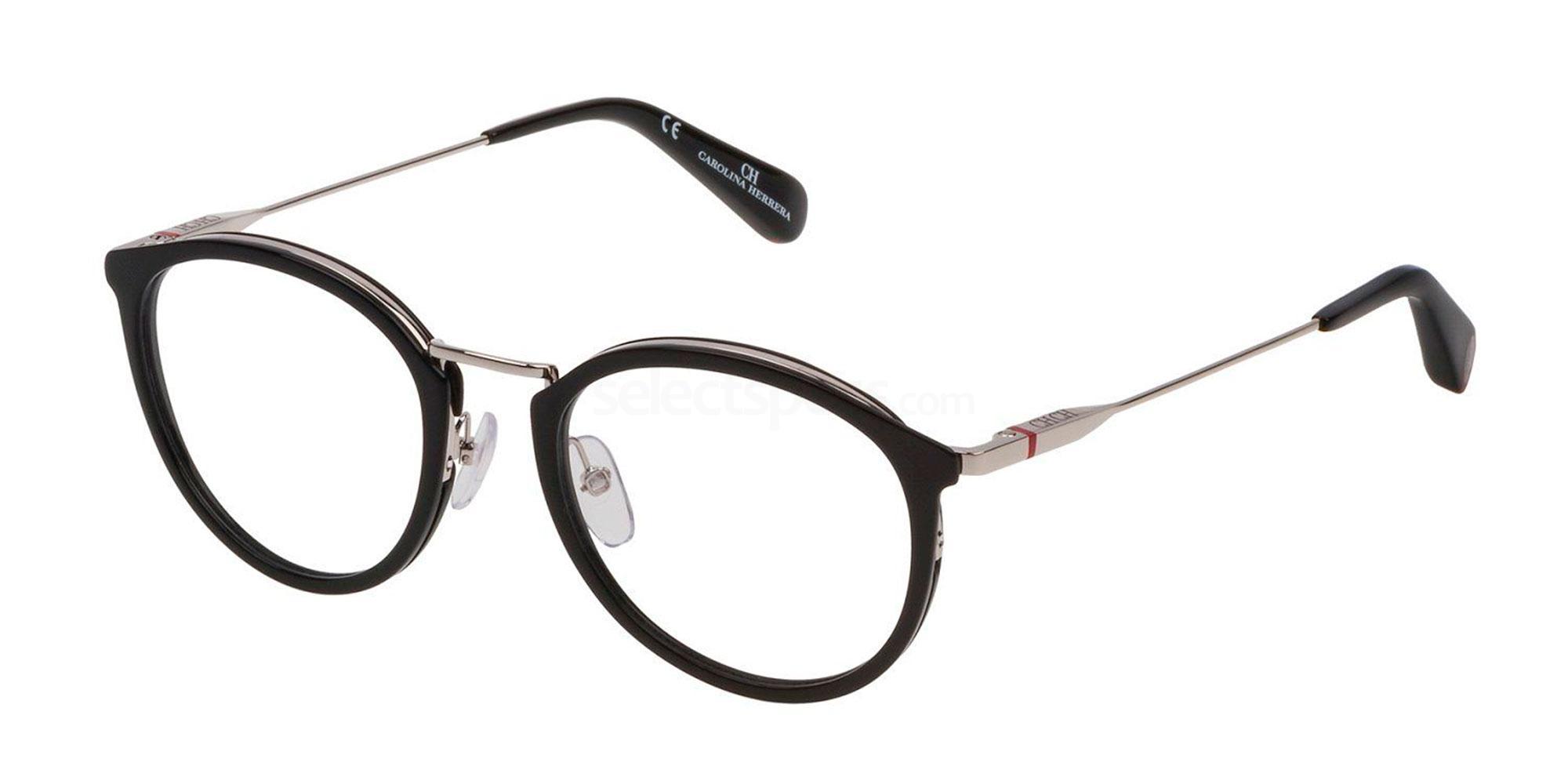 0700 VHE115 Glasses, CH Carolina Herrera