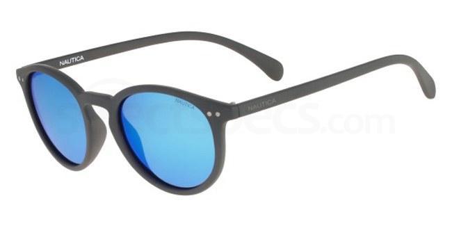 014 N3612SP Sunglasses, Nautica