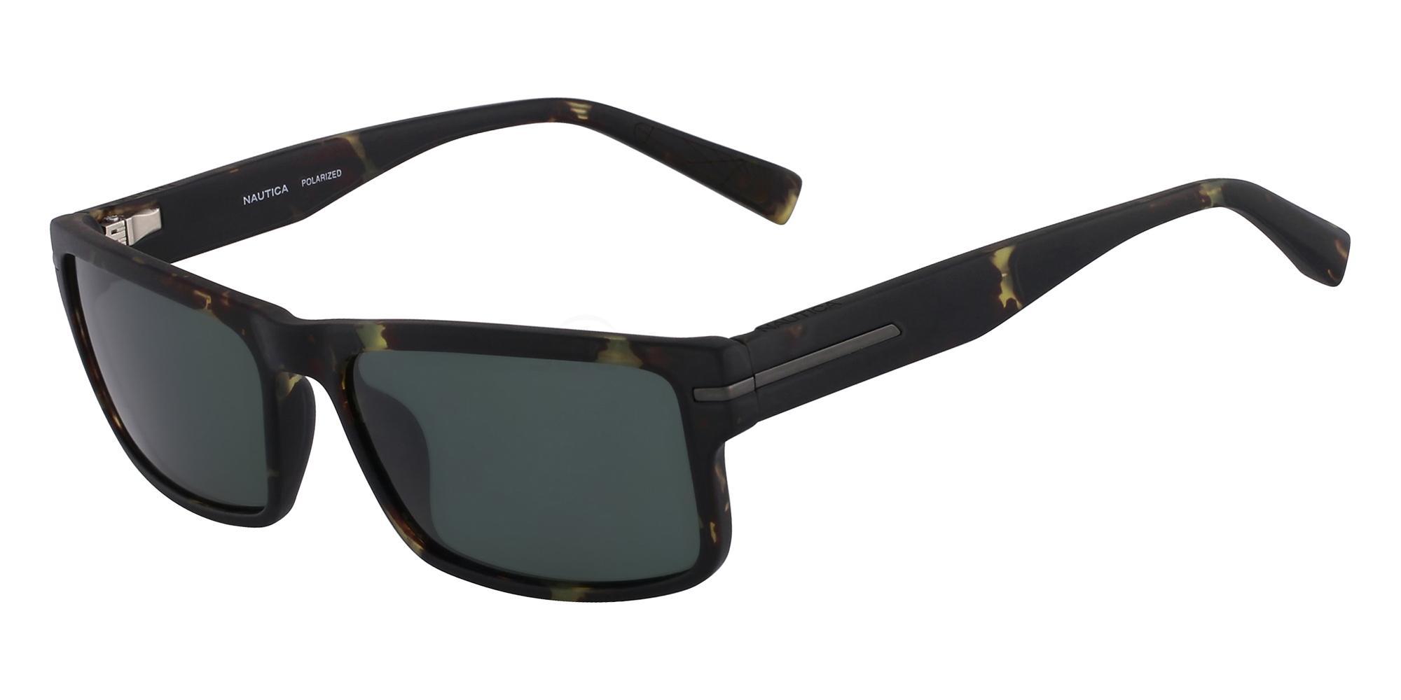 325 N6186S Sunglasses, Nautica