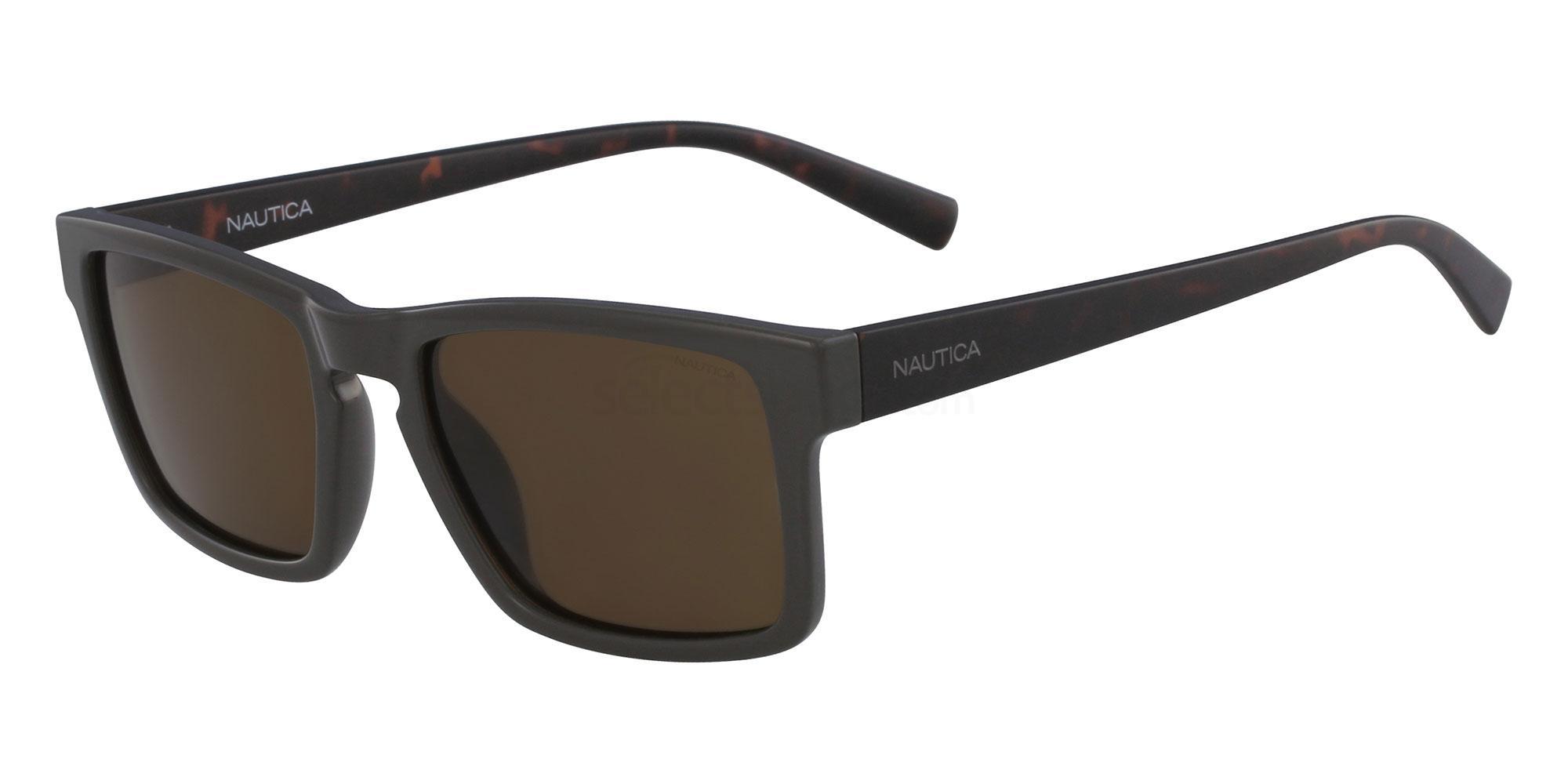 320 N3627SP Sunglasses, Nautica