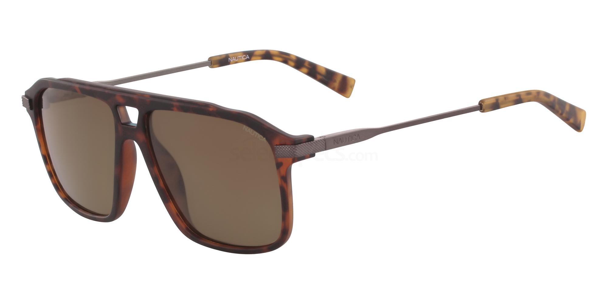 237 N3634SP Sunglasses, Nautica