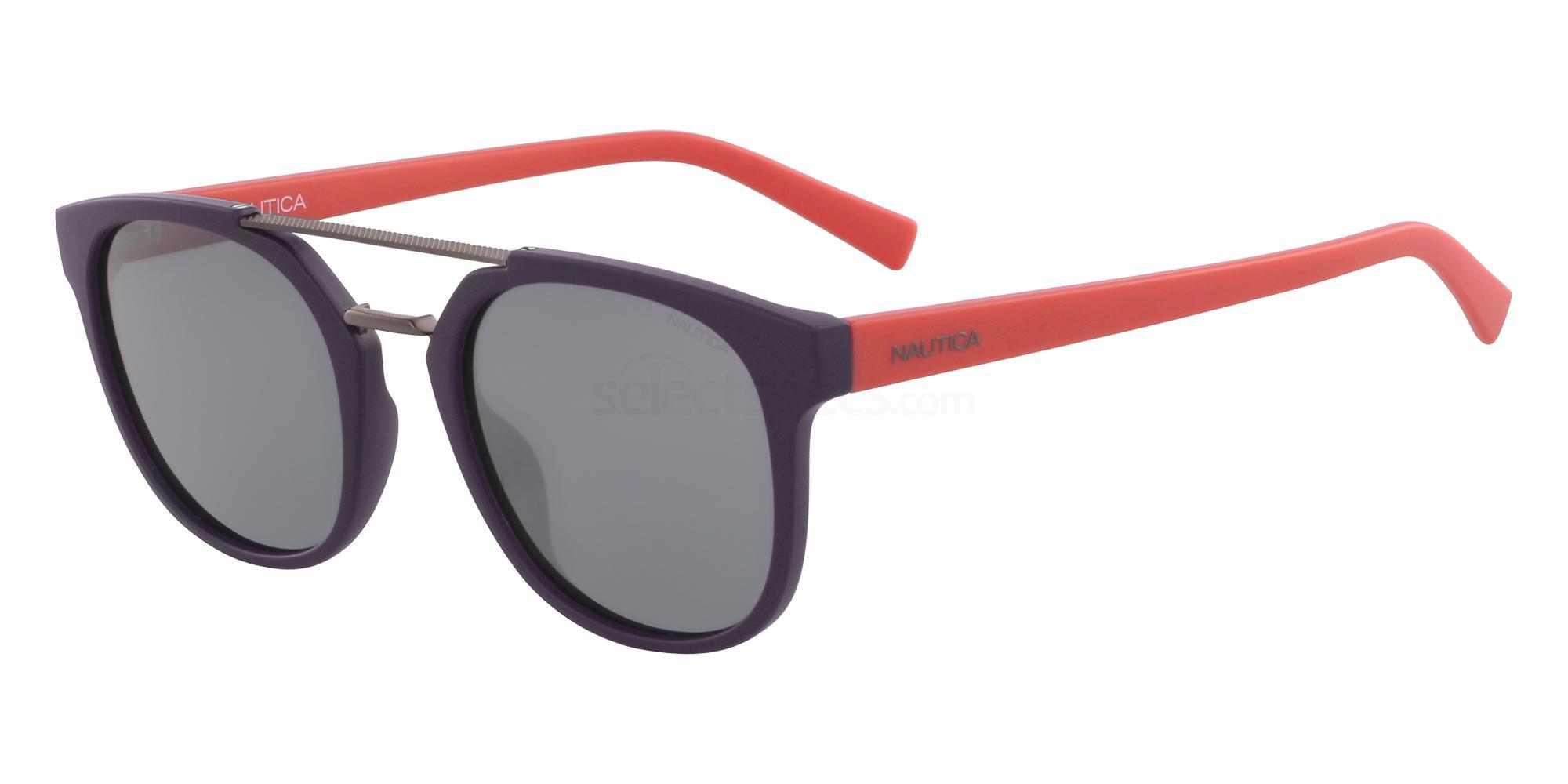 420 N3637SP Sunglasses, Nautica