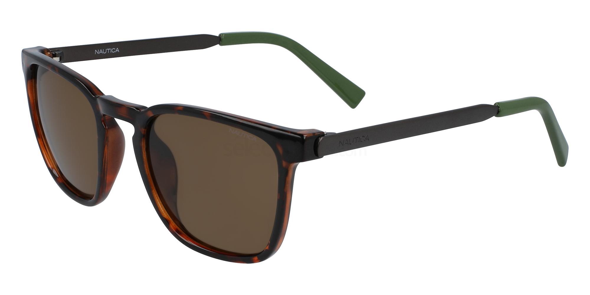 206 N3642SP Sunglasses, Nautica