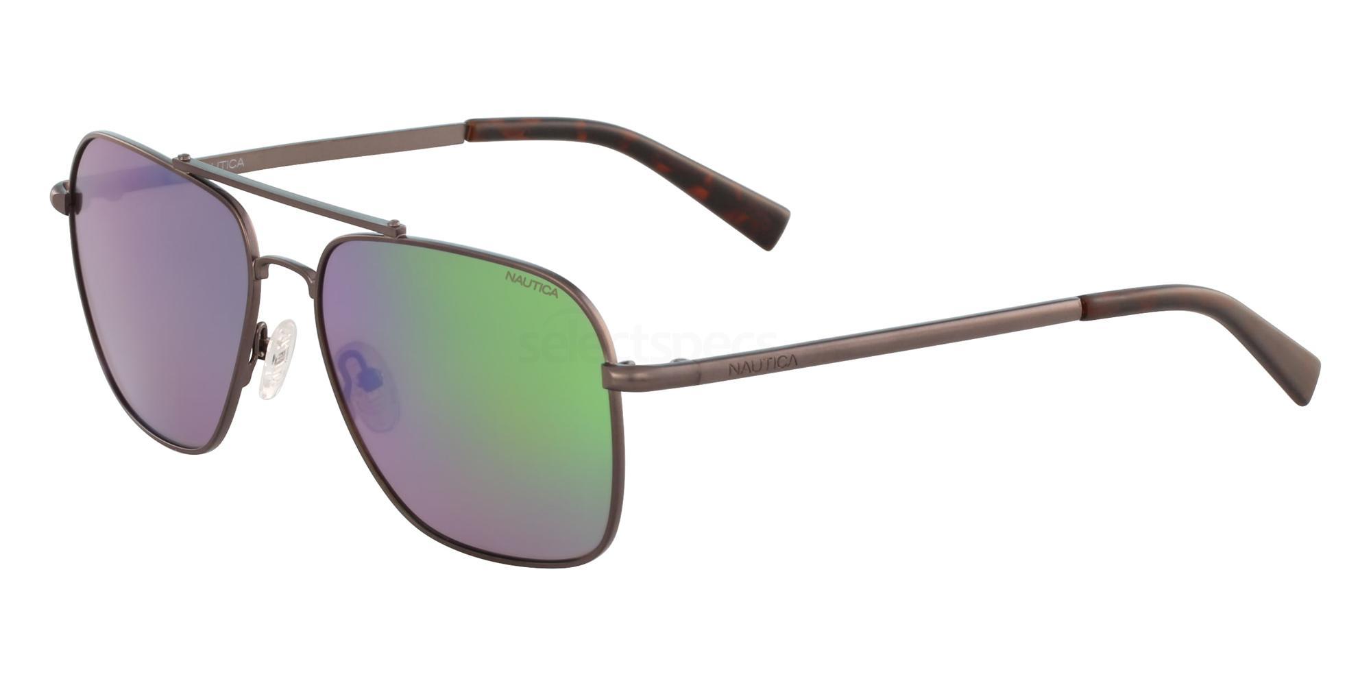 030 N4637SP Sunglasses, Nautica