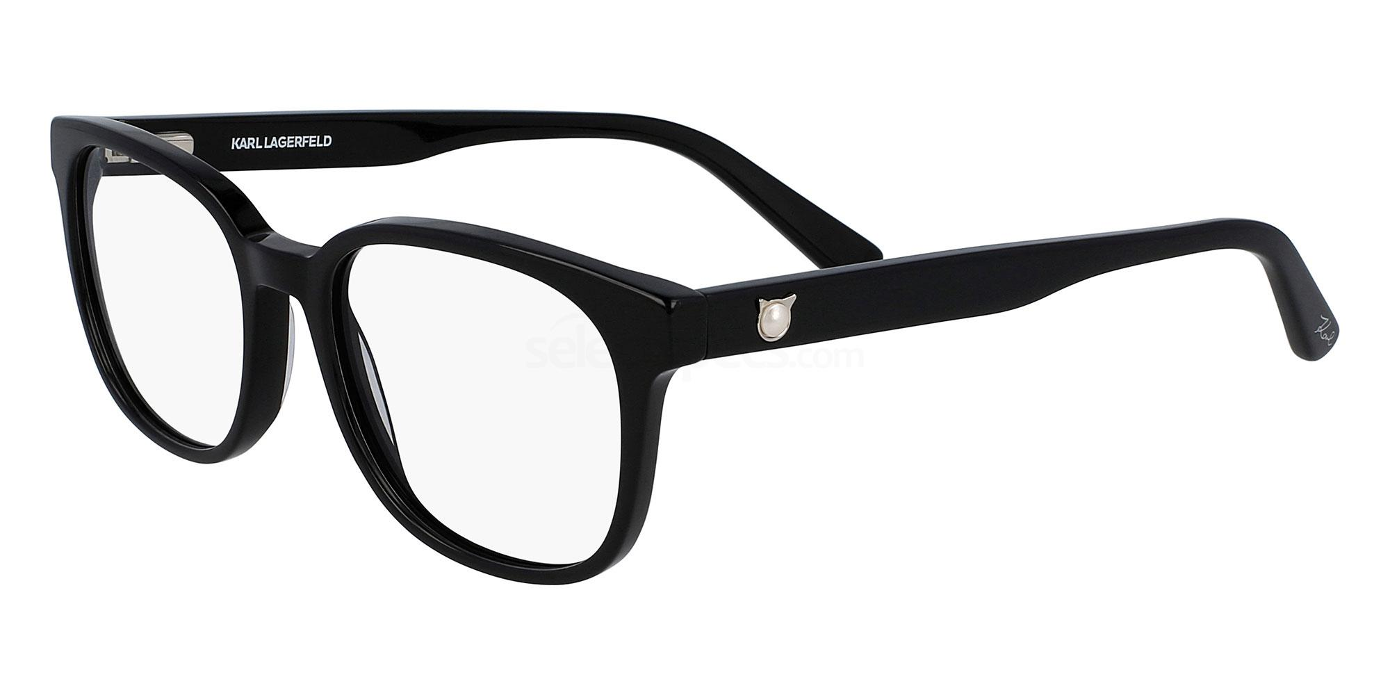 001 KL974 Glasses, Karl Lagerfeld