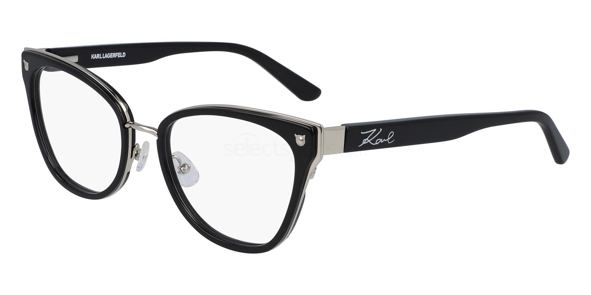 501 KL287 Glasses, Karl Lagerfeld