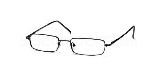 Black Headline 2 Glasses, Look Designs