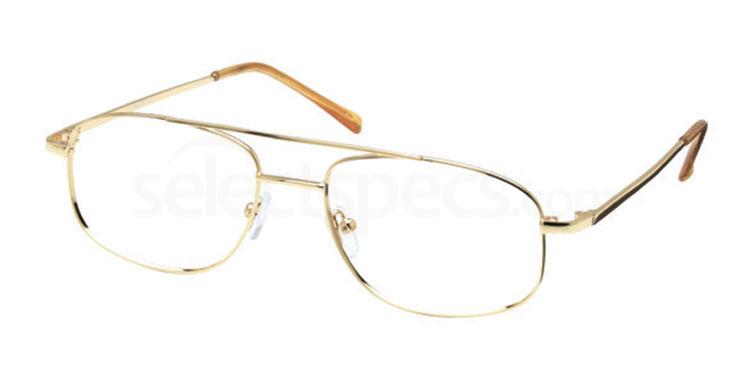 Gold 11TH BASE Glasses, Look Designs
